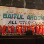 Baitul Arqom All Star Show, Ajang Rekreatif Bagi Siswi Pondok Putri