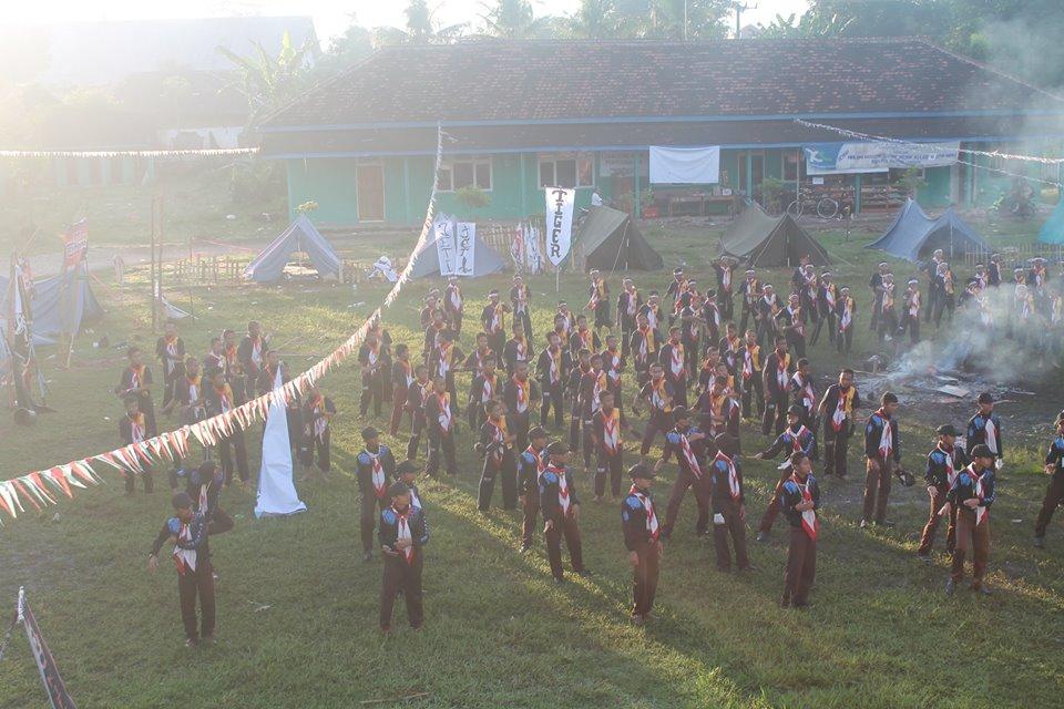 Perkajum 2017 Merapatkan Barisan Praja Muda Karana