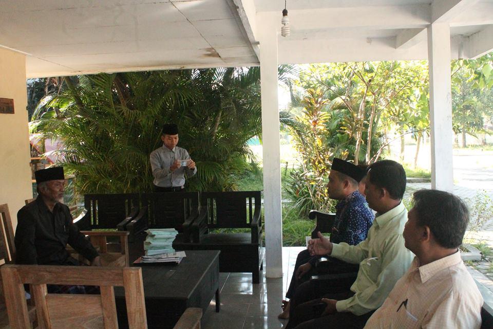 Kunjungan Silaturahmi Pondok Pesantren Mathlabul Ulum Sumenep Madura Di Pondok Pesantren Baitul Arqom Balung
