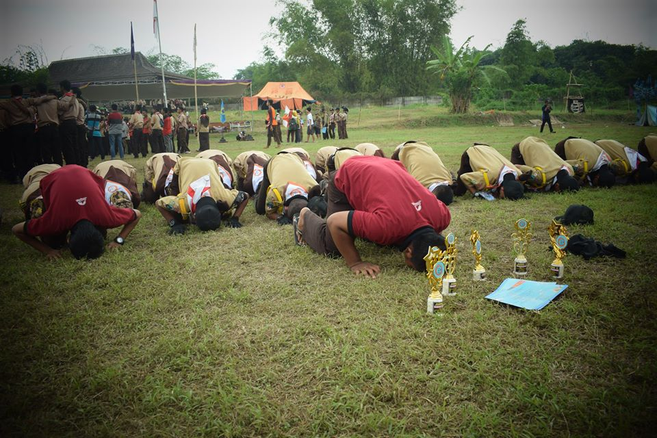 Paselba (Pasukan Elit Baitul Arqom), Wakili Pondok Dalam Ajang Lomba Kepramukaan Se-Jatim