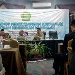 Wakil Pimpinan Pondok Hadiri Rapat Forum Pondok Muadalah Se-Indonesia2